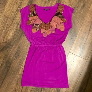 Gianni Bini Beaded Dress